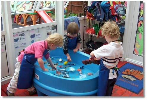 To improve skills of co-ordination, control, manipulation and movement.